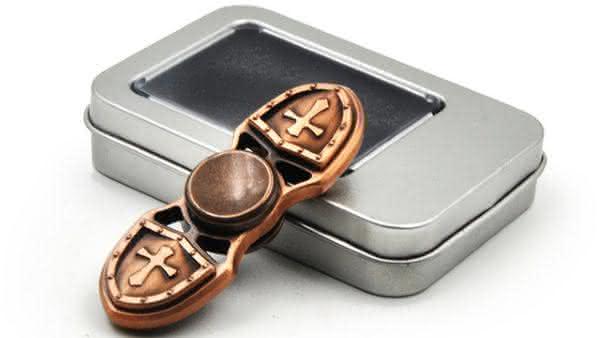 Crusader – Bronze spinner entre os spinners mais caros do mundo