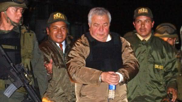 Jonathan Almanza-Orejuela entre os maiores traficantes de drogas de todos os tempos