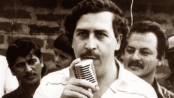 Pablo Escobar entre os maiores traficantes de drogas de todos os tempos