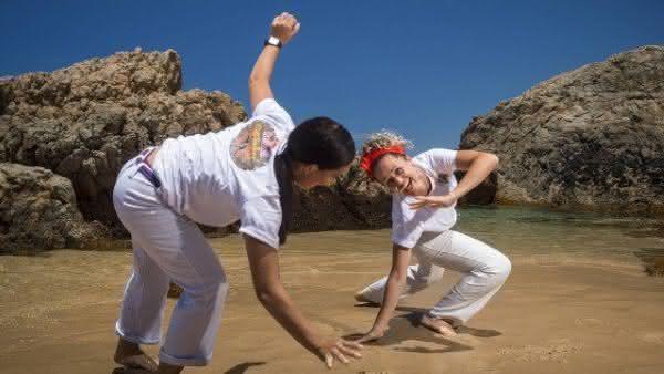 capoeirasentre os esportes mais praticados no brasil