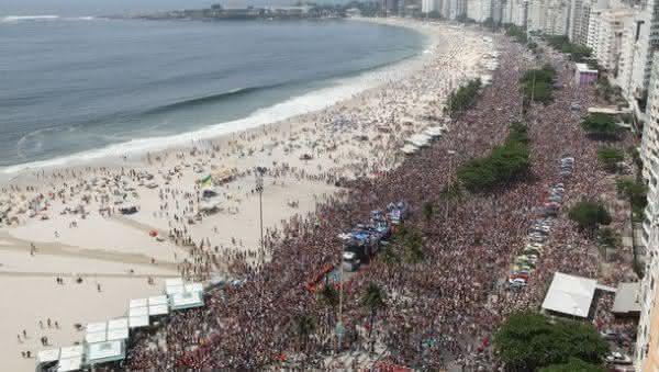 carnaval Copacabana entre os carnavais mais caros do brasil