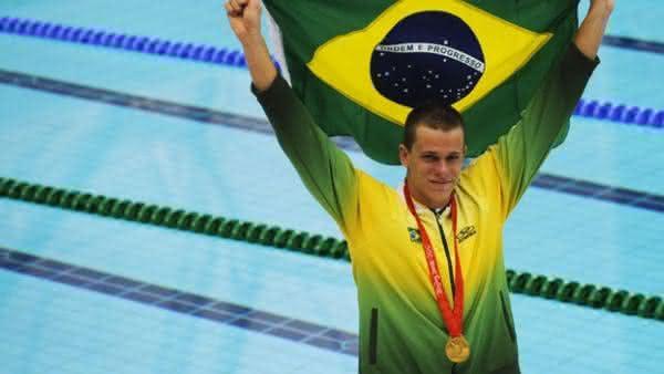 natacao entre os esportes mais praticados no brasil