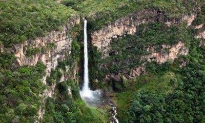 salto do itiquira entre as maiores cachoeiras do brasil