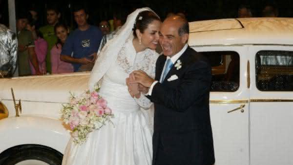 Luciana Gimenez e Marcelo De Carvalho entre os casamentos mais caros do Brasil