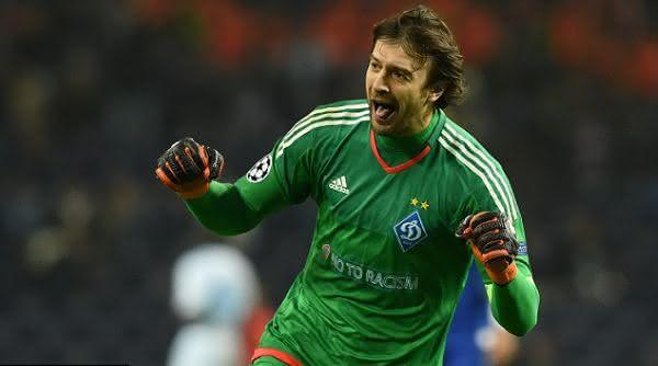 Oleksandr Shovkovskiy entre os jogadores de futebol com mais titulos da historia