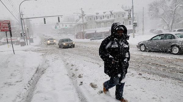 Syracuse entre as cidades com mais neve do mundo