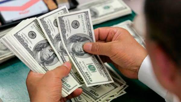 dolar americano entre as moedas mais usadas no mundo