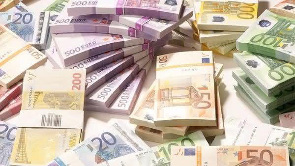 euro entre as moedas mais usadas no mundo