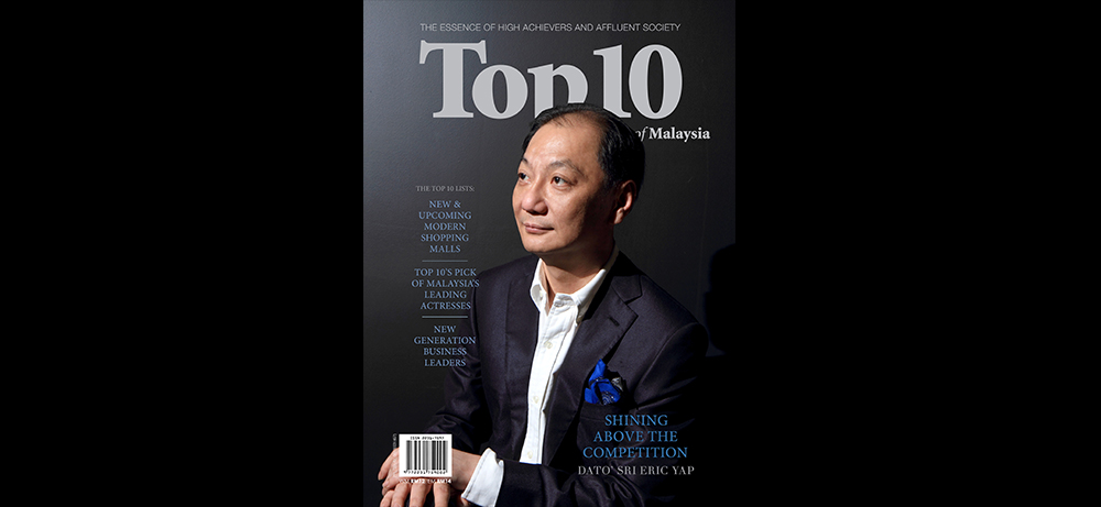 Image result for eric yap tron ceo