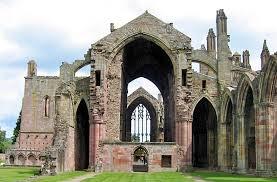 Abadía de Melrose Mejores lugares Para Visitar en Escocia