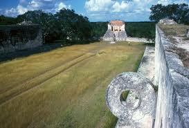 Juego de Pelota principal Lugares para Visitar en Chichén Itzá