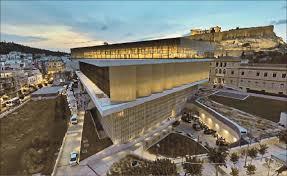 Nuevo Museo de la Acrópolis principales atracciones turísticas en Atenas
