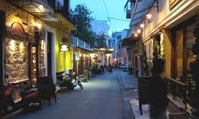 Plaka principales atracciones turísticas en Atenas