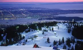 Grouse Mountain Atracciones Turísticas de Vancouver
