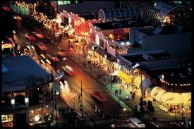 Robson Street Atracciones Turísticas de Vancouver