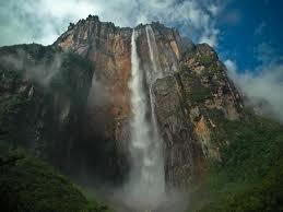 Salto Ángel Las 10 Cascadas Más Altas del Mundo