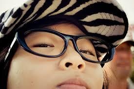 Gafas sin Lentes tendencias de modas más Raras del mundo