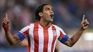 Radamel Falcao jugadores de fútbol mejores pagados