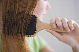 Cepillar cabello