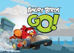 4. Angry Birds Go! mejores juegos de autos para iOS