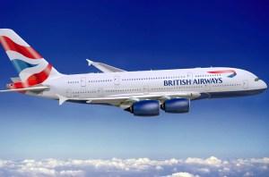 9.- British Airways compañías aéreas para viajar