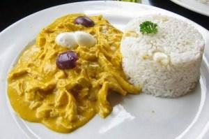 Ají de gallina mejores comidas peruanas