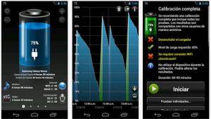 Bateria HD aplicaciones Android para ahorrar batería