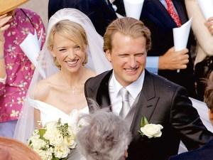 Delphine Arnault y Alessandro Vallarino Gancia bodas más impresionantes de la historia