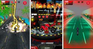 Fantasma moto 3D 10 Mejores juegos de motos para Android