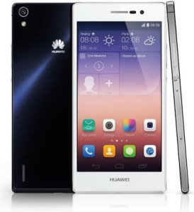 Huawei Ascend P7 P7-L10 Mejores Smartphones con pantallas de 5 pulgadas