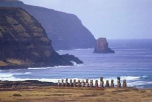 Isla de Pascua Lugares para visitar en Chile