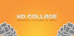 KD Collage Free Aplicaciones Android para decorar fotos