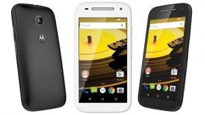 Moto E 4G Mejores smartphones de 4.5 pulgadas