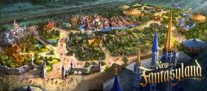 Pasea de Parque a Parque y visita la Nueva Fantasyland Cosas que tienes que hacer en Disney World