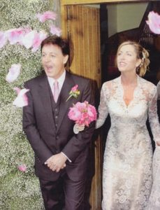 Paul McCartney y Heather Mills bodas más impresionantes de la historia