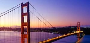 Puente Golden Gate, San francisco Lugares turísticos de Estados Unidos