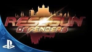 Resogun Defenders mejores juegos de PlayStation 4