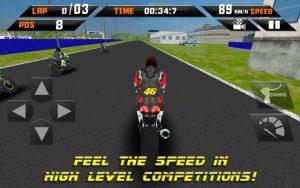 Simulador de motos 2015GP Mejores juegos de motos para Android