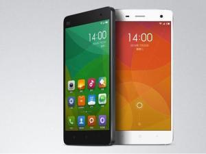 Xiaomi Mi 4 Mejores Smartphones con pantallas de 5 pulgadas