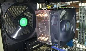 4 mejores sistemas de enfriamiento para procesadores