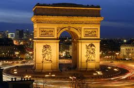 5 Lugares más románticos de París