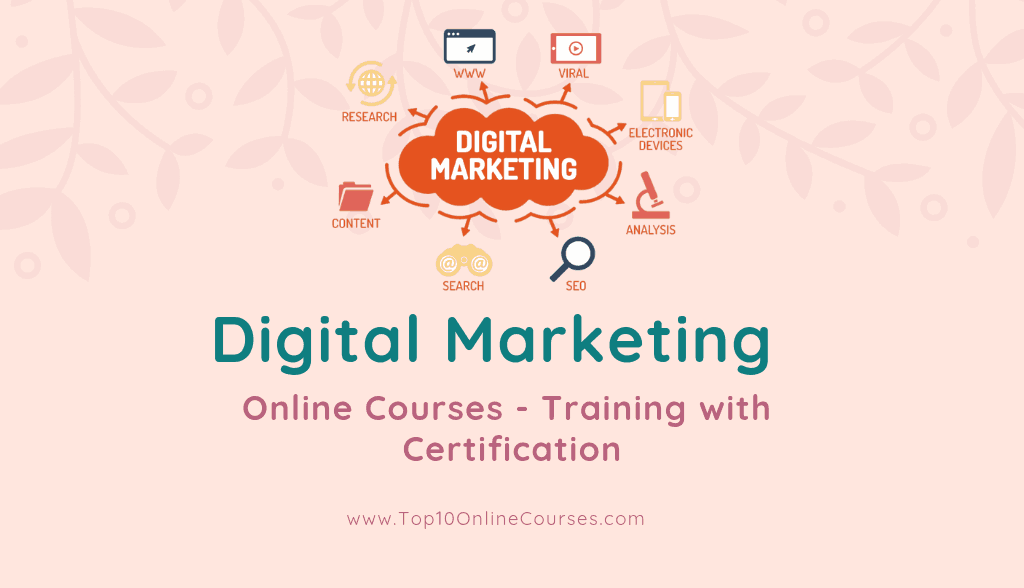 Join over 100.000 students who have already learned all the secrets of digital marketing. Best Digital Marketing Online Courses, Training with ...