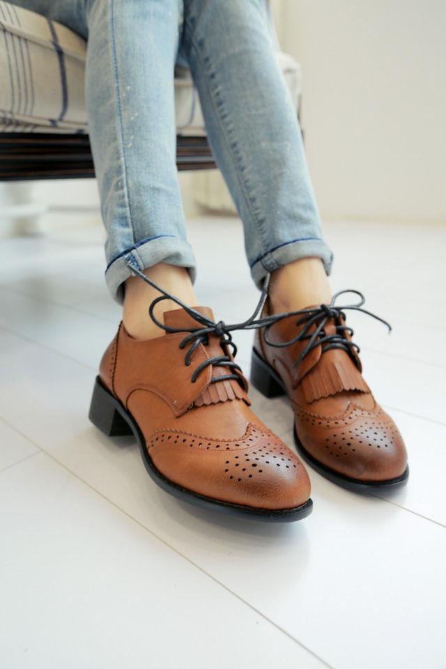 Mejores Productos De 10 Mujer Zapatos Los Top Oxford zqAUwvA