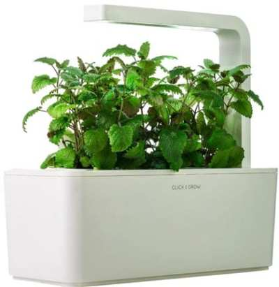 Click-&-Grow-Indoor-Smart-Herb-Garden