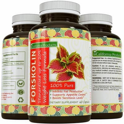 100%-Pure-Forskolin-Extract-60-Capsules---High-Quality-Weight-Loss-Supplement-for-Women-&-Men