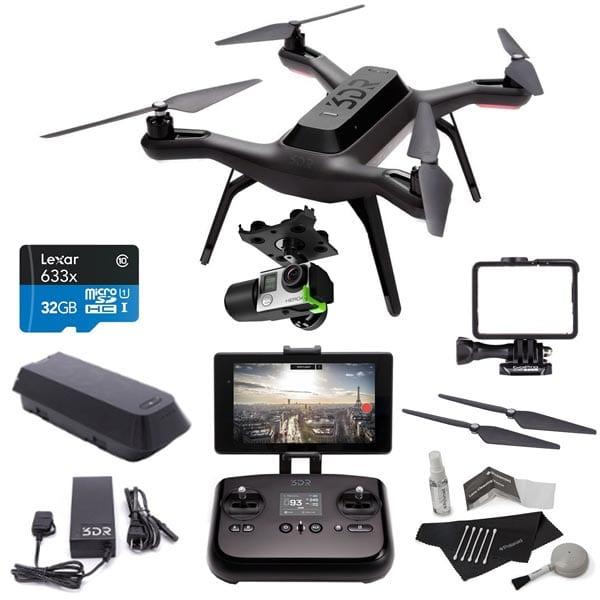 3DR-Solo-Drone-Quadcopter-+-3D-Robotics-GB11A-3DR-Solo-Gimbal