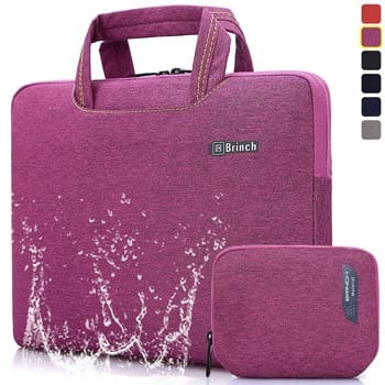 Brinch-15,-15.6-Inch-Waterproof-Laptop-Case-Bag-with-Handle-for-Apple-Macbook,-Chromebook,-Acer,-Asus,-Dell,-Fujitsu,-Lenovo,-HP,-Samsung,-Sony,-Toshiba---Purple