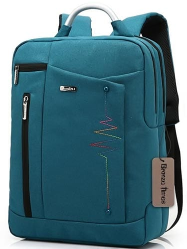Bronze-Times-(TM)-Premium-Shockproof-Canvas-Laptop-Backpack-Travel-Bag