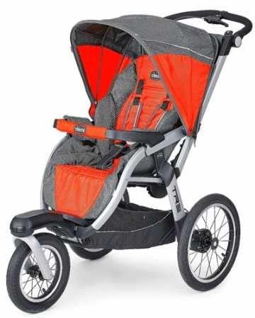 Chicco-TRE-Performance-Jogging-Stroller,-Radiu