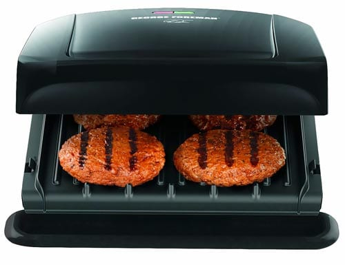 George-Foreman-GRP1060B-4-Serving-Removable-Plate-Grill